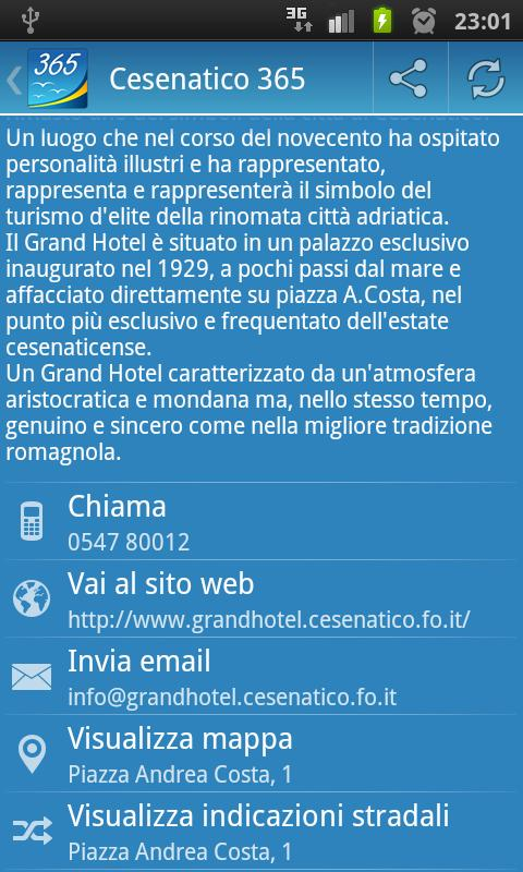 Cesenatico 365- screenshot