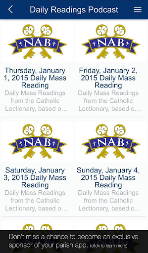 【免費生活App】Catholic Parish Apps-APP點子
