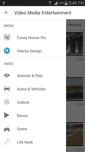 Video Media Entertainment Tube