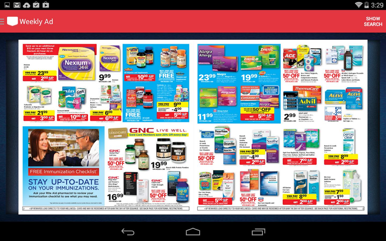 Rite Aid Pharmacy - screenshot
