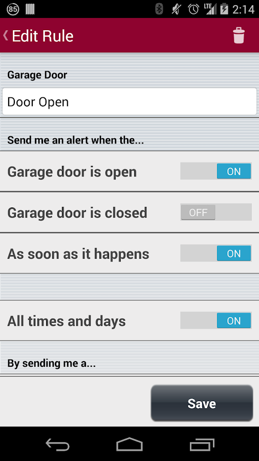 MyQ Garage & Access Control- screenshot