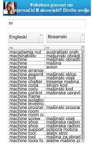 BosDict - Rječnik Za Eksperte
