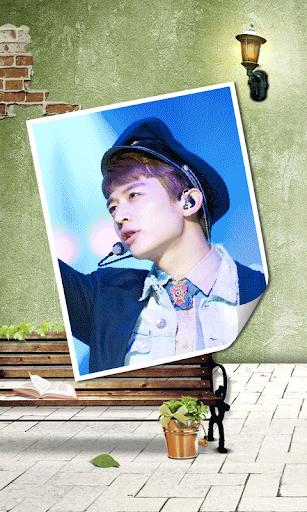 Shinee Minho Wallpaper-KPOP03