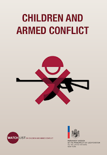Children and Armed Conflict- screenshot thumbnail