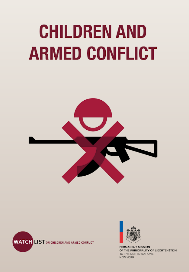 Children and Armed Conflict- screenshot