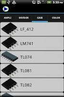 Screenshot of AmpliCalc