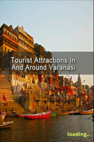 Tourist Attraction Varanasi - screenshot