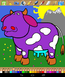 Kids Coloring Book Screenshot 23