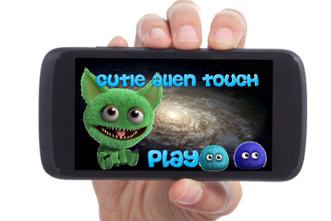 Cutie Alien Touch