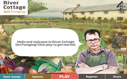 River Cottage Get Foraging