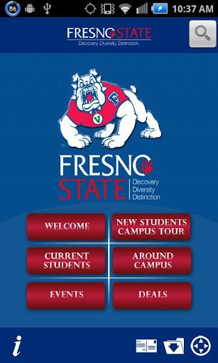 Fresno State Campus Tour