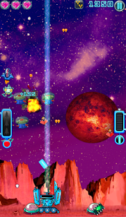 Space Brain Defence- screenshot thumbnail