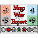 Magic the Gathering War Report logo