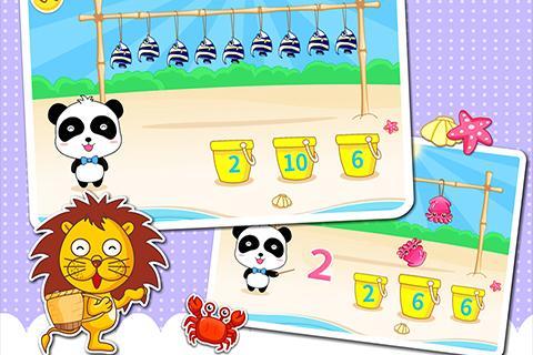 My Numbers by BabyBus - screenshot