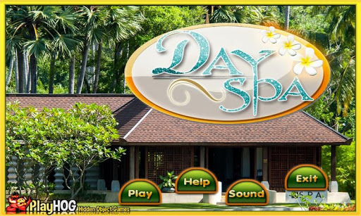 Day Spa - Free Hidden Objects