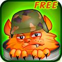 Cat Defense free icon