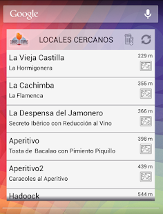 Cañas & Tapas Madrid - screenshot thumbnail