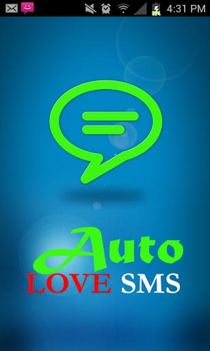 Auto Love SMS Auto Text Sender
