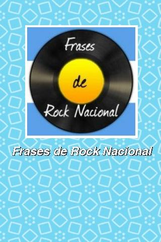 Frases de Rock Nacional - screenshot