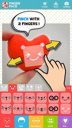免費下載攝影APP|FingerFace app開箱文|APP開箱王