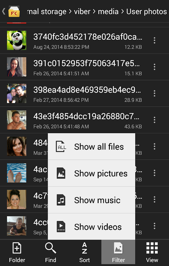 File Commander Android Apps Auf Google Play