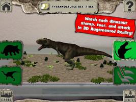 Screenshot of Dinosaur Puzzle