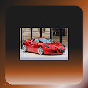 Sports Car Picture Quiz icon