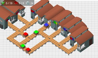 Screenshot of Conveyors