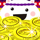 Festival coins (free game) icon