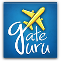GateGuru, feat. Airport Maps logo
