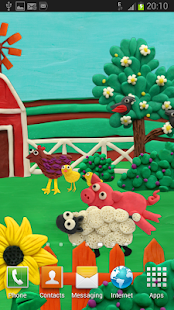 Farm HD Live wallpaper Screenshot 5