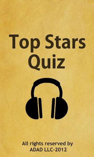 Top Star Quiz - Cool