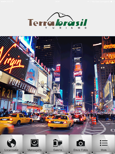 Terra Brasil: Agência