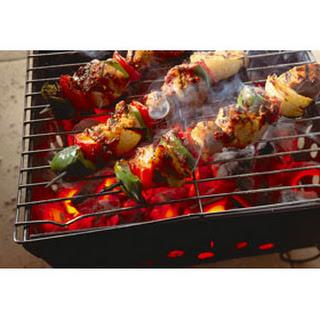 Sjaslieks Van De Barbecue