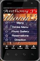 Screenshot of Anthony J's
