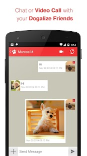 Dogalize - Pet Social Network- miniatura screenshot