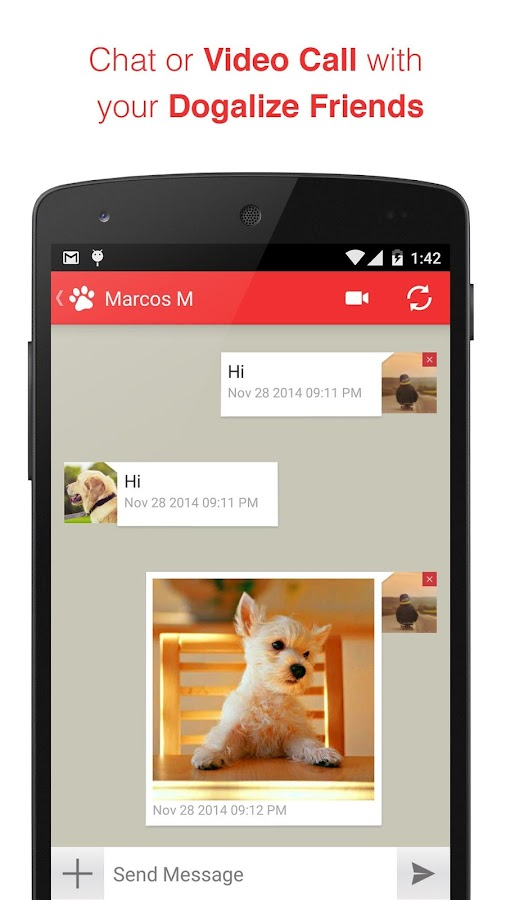 Dogalize - Pet Social Network- screenshot
