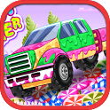 Candy Smasher Hill Racer icon