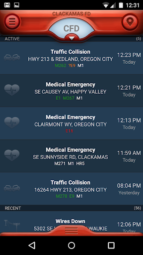 PulsePoint Respond Screenshot