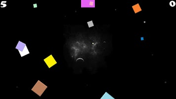 Screenshot of Squares From The Space