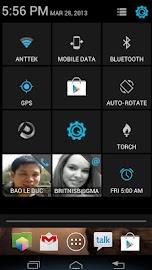 AntTek Quick Settings Pro Screenshot 1