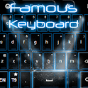 Famous Keyboard icon