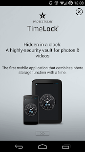 Hide Photos - TimeLock Free - screenshot thumbnail