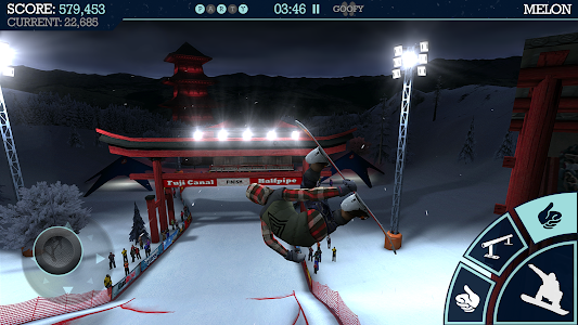 Snowboard Party v1.1.6 Unlimited XP + Unlocked