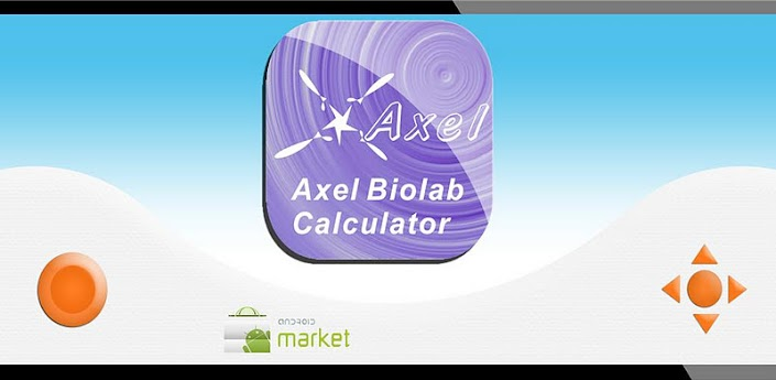 安卓生物学应用之Axel Biolab Calculator