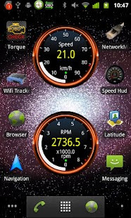 Widgets for Torque (OBD / Car)- screenshot thumbnail
