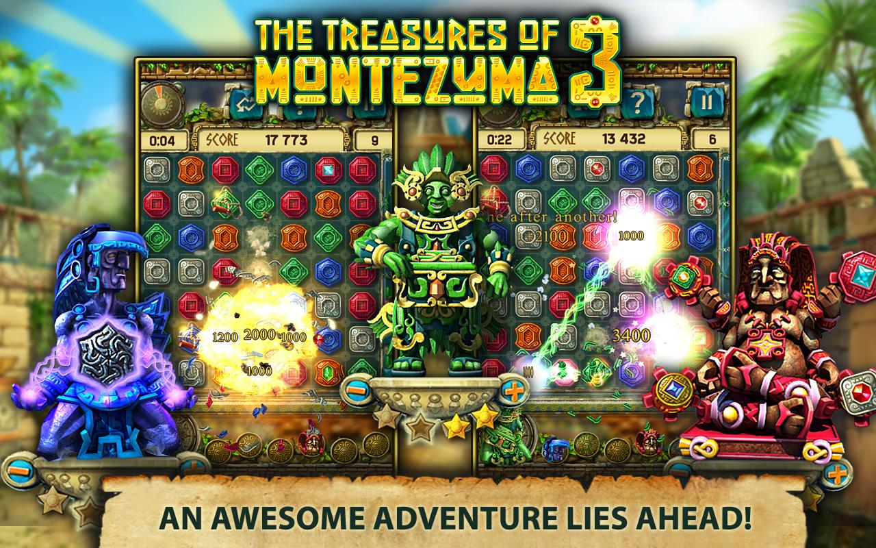 The Treasures of Montezuma 3- screenshot