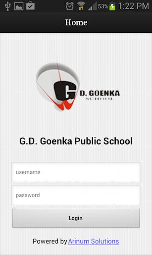 GD Goenka Public School Indore