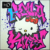 Hello Kitty Graffiti Go Theme