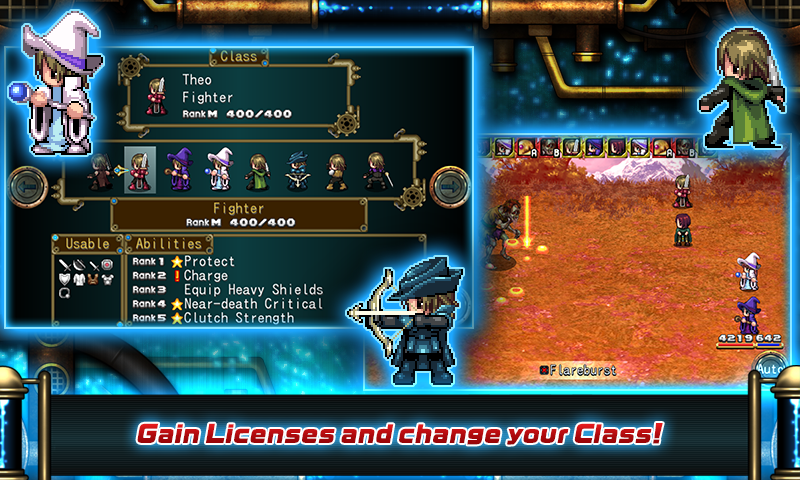 RPG Eclipse of Illusion- screenshot